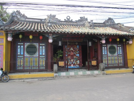 Quan Kong Temple: Simple but attractive design