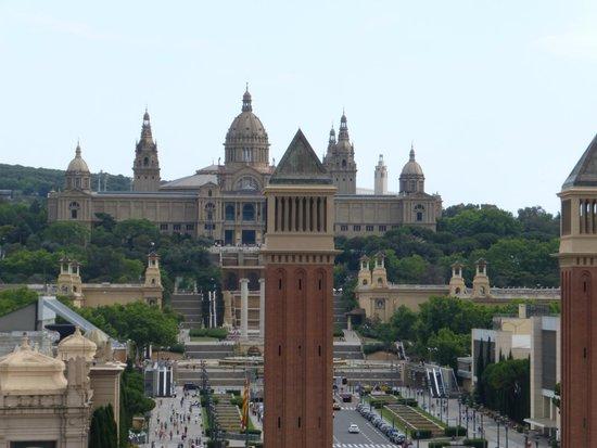Crowne Plaza Barcelona-Fira Center: Museu Nacional D'Art de Catalunya