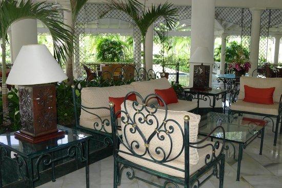 Grand Bahia Principe El Portillo : Lobby