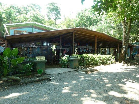 Tortilla Flats: Outside view