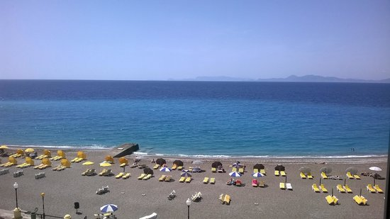 Mitsis La Vita Beach Hotel : Room with a View!