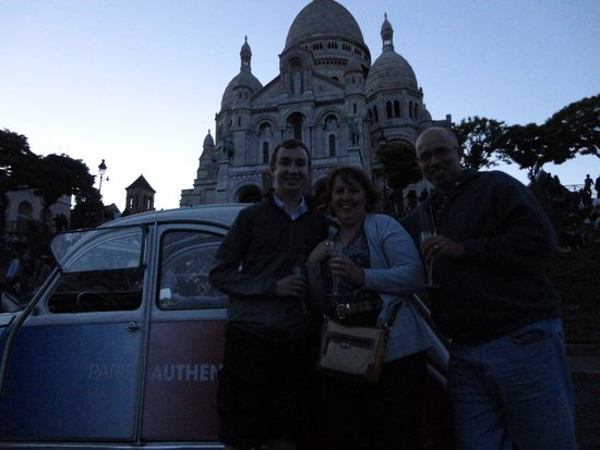 Paris Authentic : Sacre Coeur