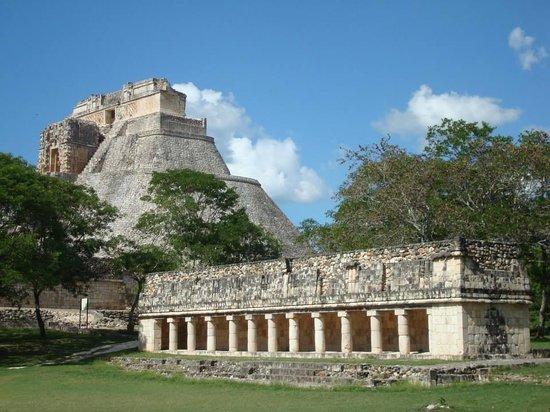 Temples d'Uxmal : Uxmal