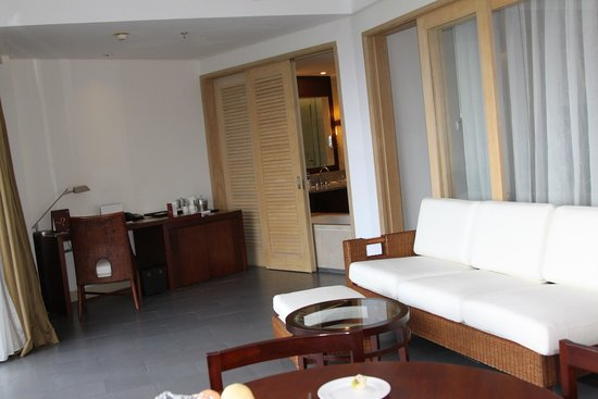 Sheraton Huizhou Beach Resort : Living Room