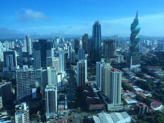 Hard Rock Hotel Panama Megapolis: Vista del piso 43