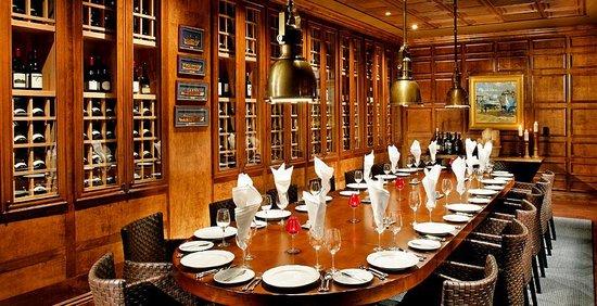 Portola Hotel & Spa at Monterey Bay: Jacks Private Dining Room
