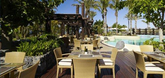 The Ritz-Carlton, Abama: Los Chozos restaurant