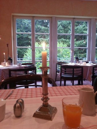 Hotel zur Kloster-Muehle: Frühstück