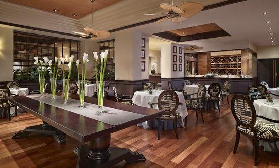 The Ritz-Carlton, Abama: M.B - Two Michelin starred restaurant