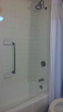Crowne Plaza Los Angeles International Airport Hotel : Shower