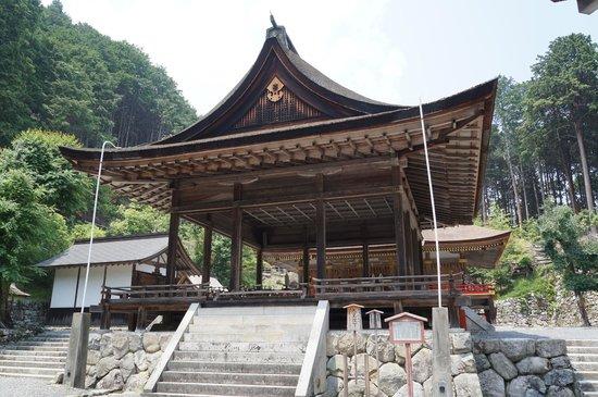 Hieizan Enryaku-ji Temple : 延曆寺