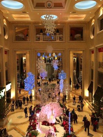 Venetian Resort Hotel Casino: Grand Cannal Shops (under the hotel)