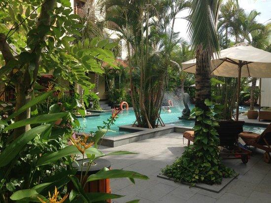 Essence Hoi An Hotel & SPA: Pool