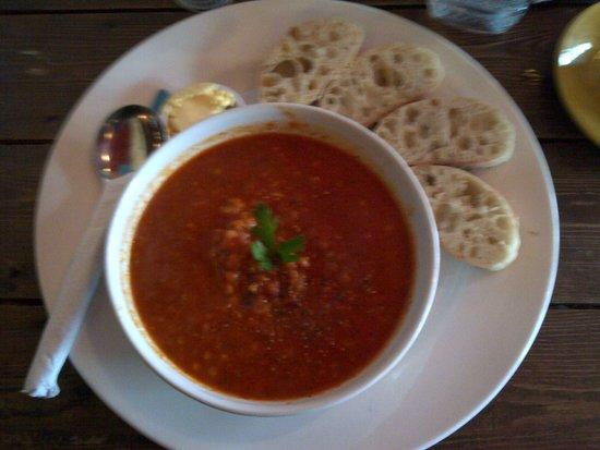 Fuel: Soup
