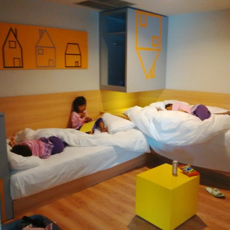 Ibis Styles Bandung Braga: Kids room