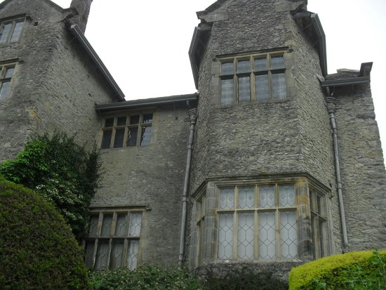 Кендал, UK: Atmospheric Elizabethan manor house