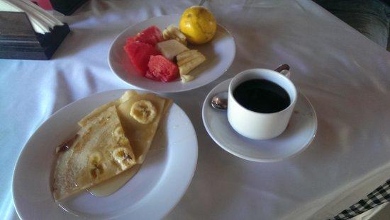 Aditya Beach Resort : Breakfast Yummy