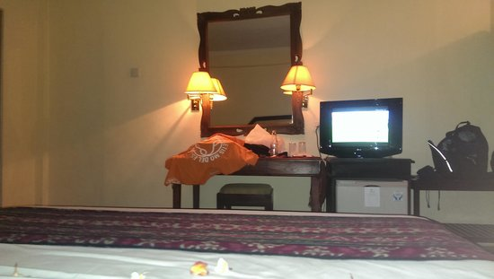 Aditya Beach Resort: My Room