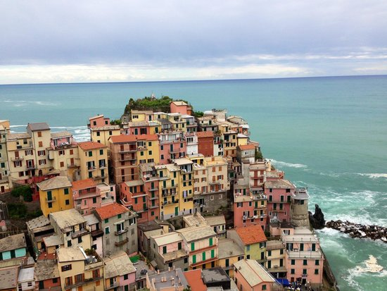Walkabout Florence Tours : Cinque Terra - Monorola