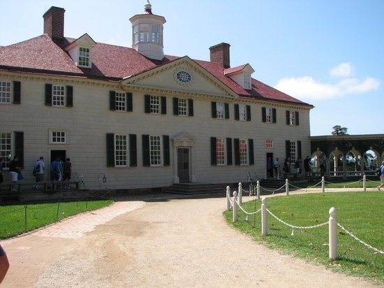 George Washington's Mount Vernon: The Main House