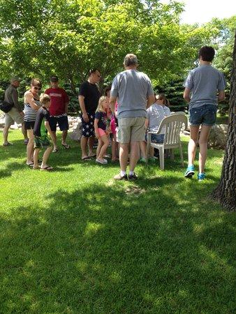Kavanaugh's Resort: The Rubber Duck Races at Kavanaugh's