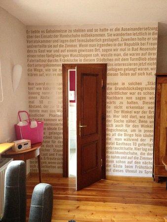 Hotel Turmdieb: Room