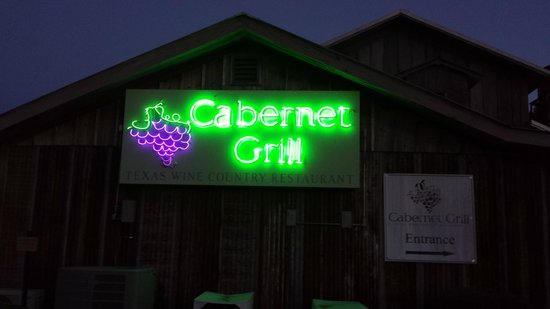 Cabernet Grill Texas Wine Country Restaurant: Restaurant picture