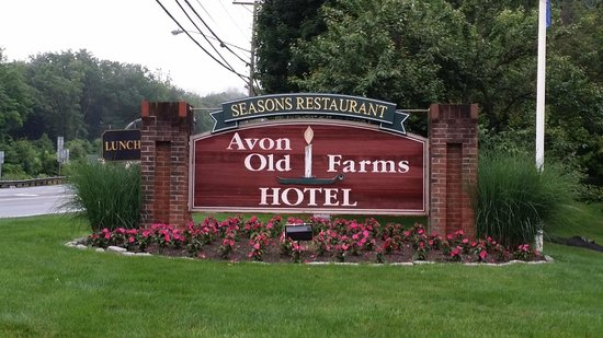 Avon Old Farms Hotel : The Place to Stay in Avon / Canton