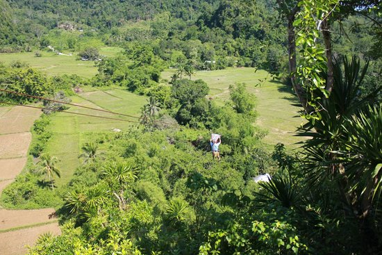 Ugong Rock : The Fastest Zip Line in the Philippines
