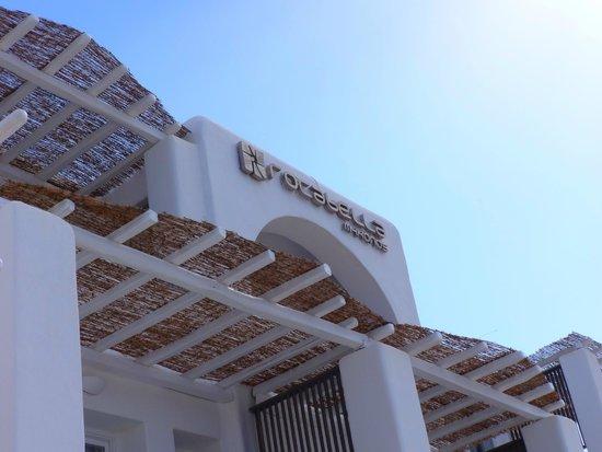 Rocabella Mykonos Art Hotel & SPA: Hotel