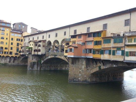 Hotel Degli Orafi: Ponte Vecchio