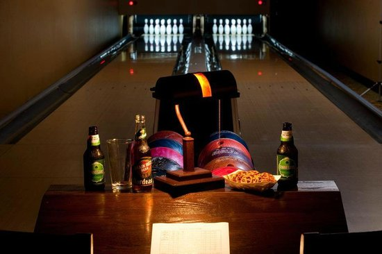 Chase on the Lake: Chaser's Bowling Alley