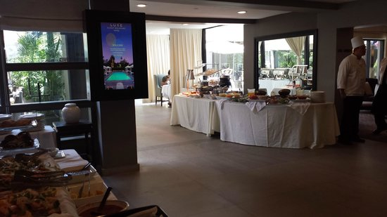 Luxe Sunset Boulevard Hotel : Sunday Brunch