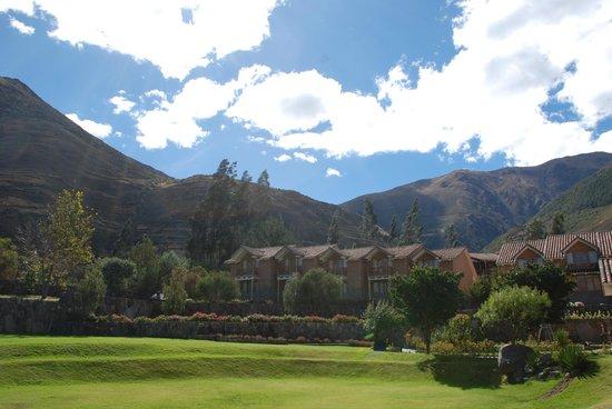 Casa Andina Premium Valle Sagrado Hotel & Villas: Vista del Hotel