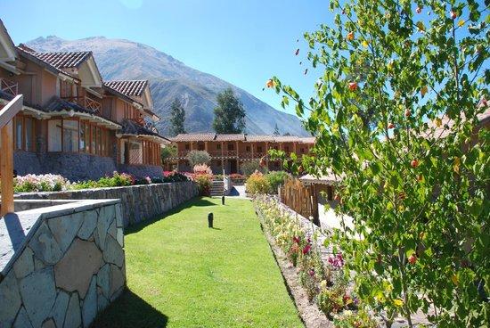 Casa Andina Premium Valle Sagrado Hotel & Villas: Vista de los Jardines