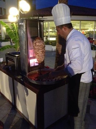 SENTIDO Letoonia Golf Resort: kebab