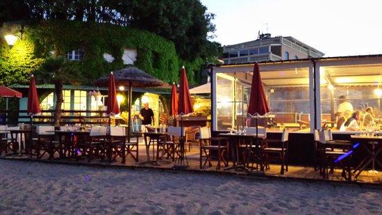 Les Freres de la Baie : Restaurant Les frères de la baie Theoule sur Mer