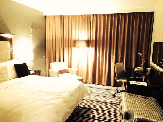 Frankfurt Marriott Hotel: Standard room