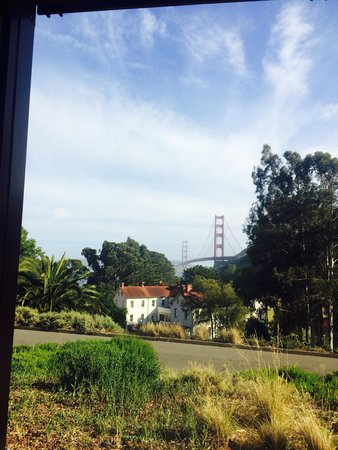 Cavallo Point: From our patio