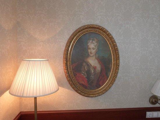 Hotel Candido: decoración