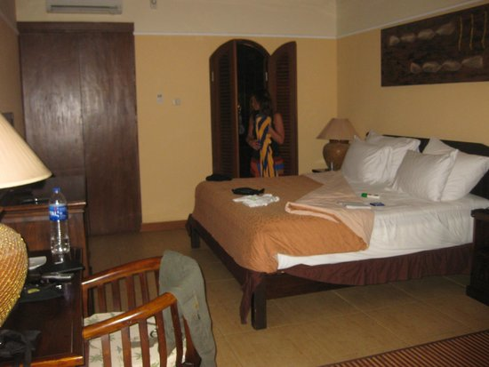 Sunset House Lombok: Zimmer