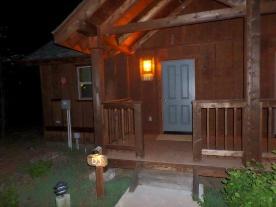 Evergreen Lodge at Yosemite: The Cabin