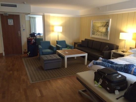Sheraton Stockholm Hotel : Jr suite II