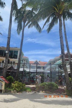 Boracay Mandarin Island Hotel : Hotel