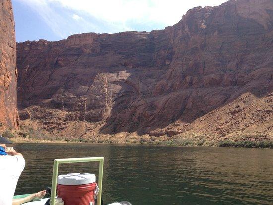 Colorado River Discovery: Colorado River, Glen Canyon AZ