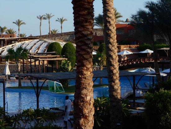 Sharm Grand Plaza : beach pool