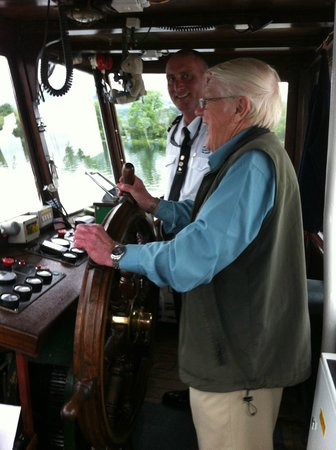 Bowness-on-Windermere, UK: Captain Pugwash