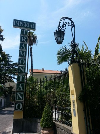 Imperial Hotel Tramontano: Hotel
