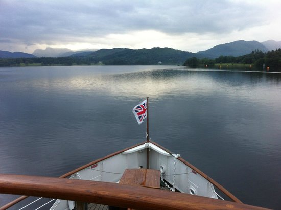 Bowness-on-Windermere, UK: Beautiful scenery