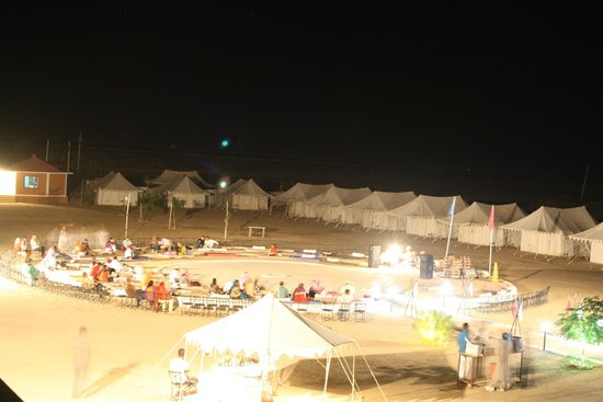 Malra Heritage Camp : ground for function